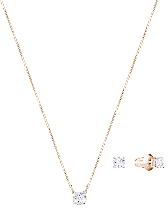 ad3e6cb3f Buy SWAROVSKI Attract Emily Set - Jewellery Set for Women 2493218 ...