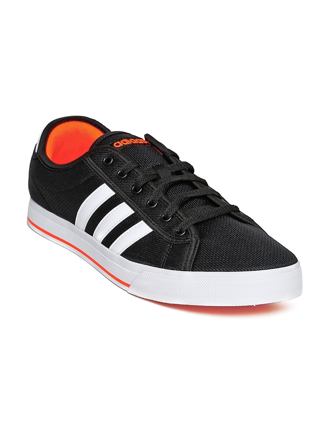 Adidas neo f98350 Men Black Daily Bind Sneakers Best