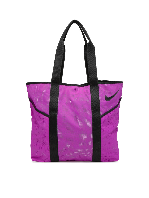 782eed7a44b3 Nike ba4929-533 Women Purple Tote Bag - Best Price in India ...