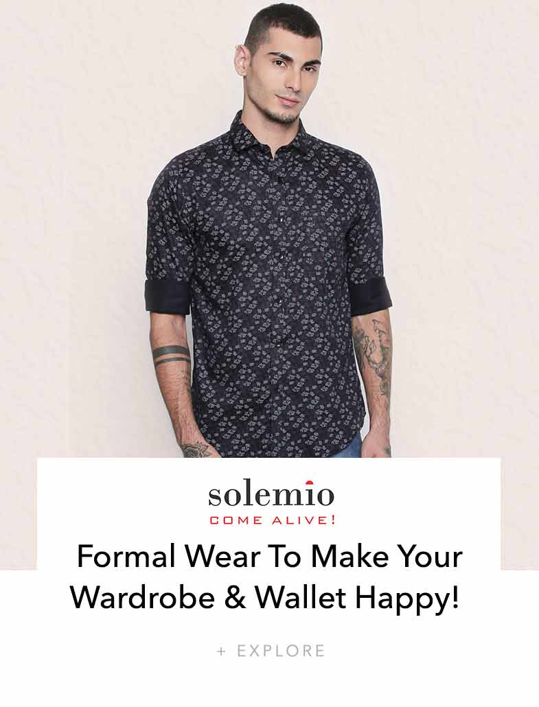 fb51960fa6 Men Shopping Online - Shop for Mens Clothing   Accessories in India ...