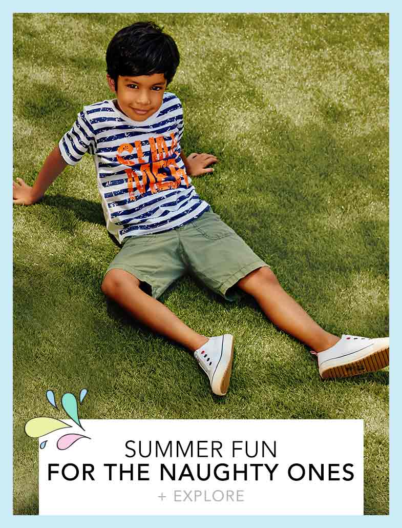 61cdcb04f Kids Shopping - Buy Kids Clothes, Dresses & Bottom wear Online in India
