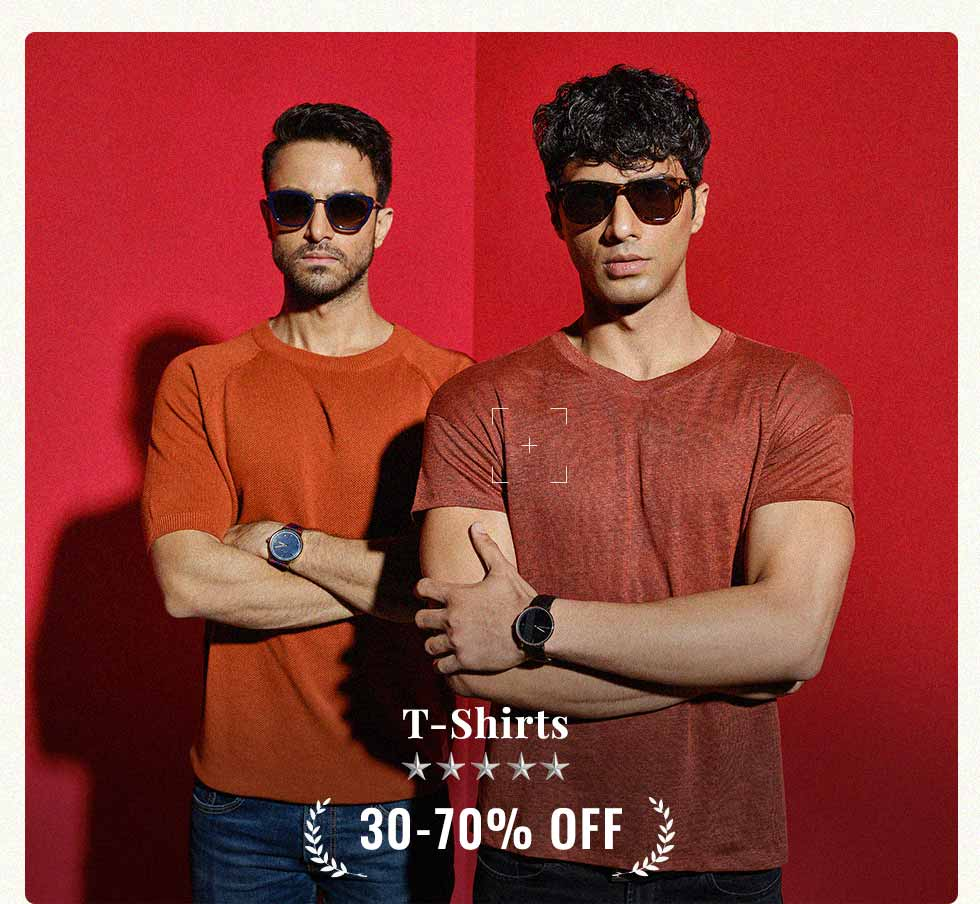 462ddf20 Men Shopping Online - Shop for Mens Clothing & Accessories in India | Myntra