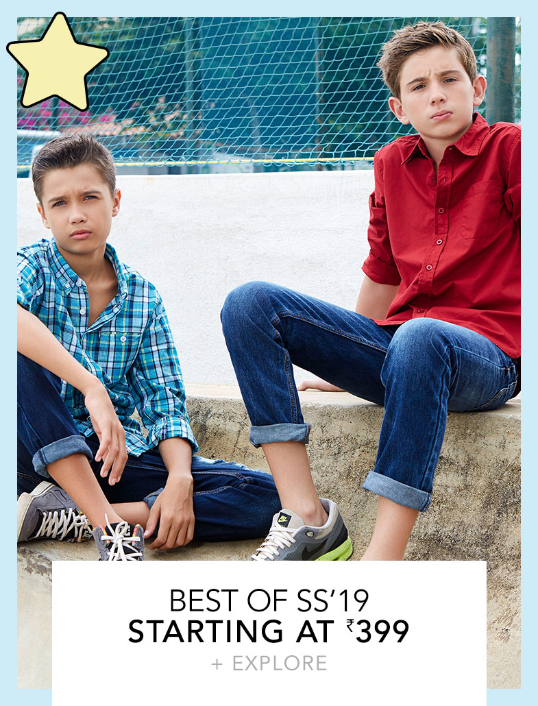 6a1627f836da1 Kids Shopping - Buy Kids Clothes, Dresses & Bottom wear Online in India
