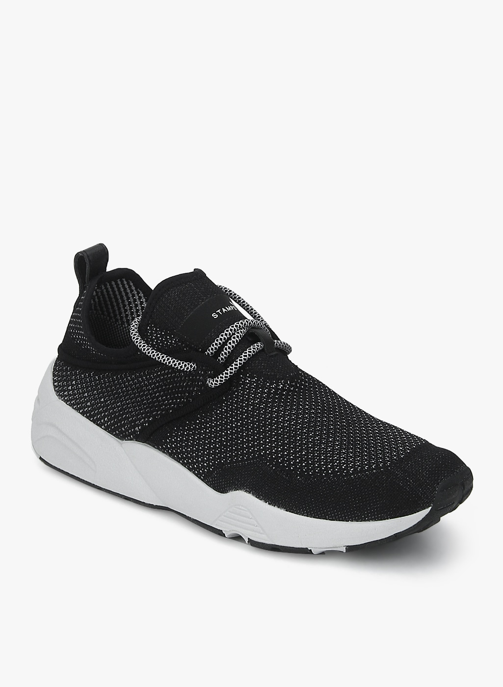aedfc033087a Buy Ignite Limitless Sr Cnvl Fm Black Sneakers - Casual Shoes for ...