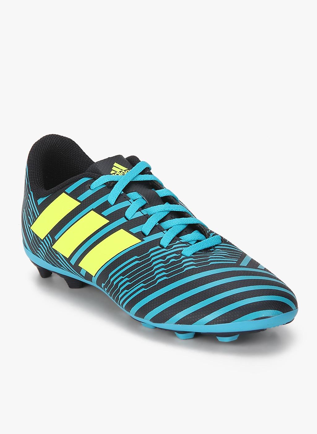 0536db2a470 Adidas Nemeziz 17.4 Fxg Navy Blue Football Shoes for Boys in India ...