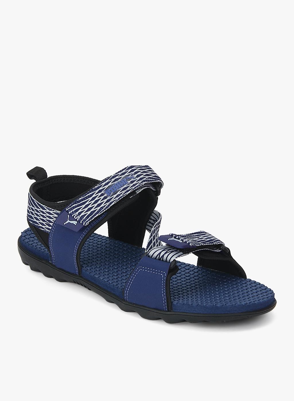 29d4b26d686c02 Puma Vesta Sdl Ind. Blue Floaters for Men online in India at Best ...