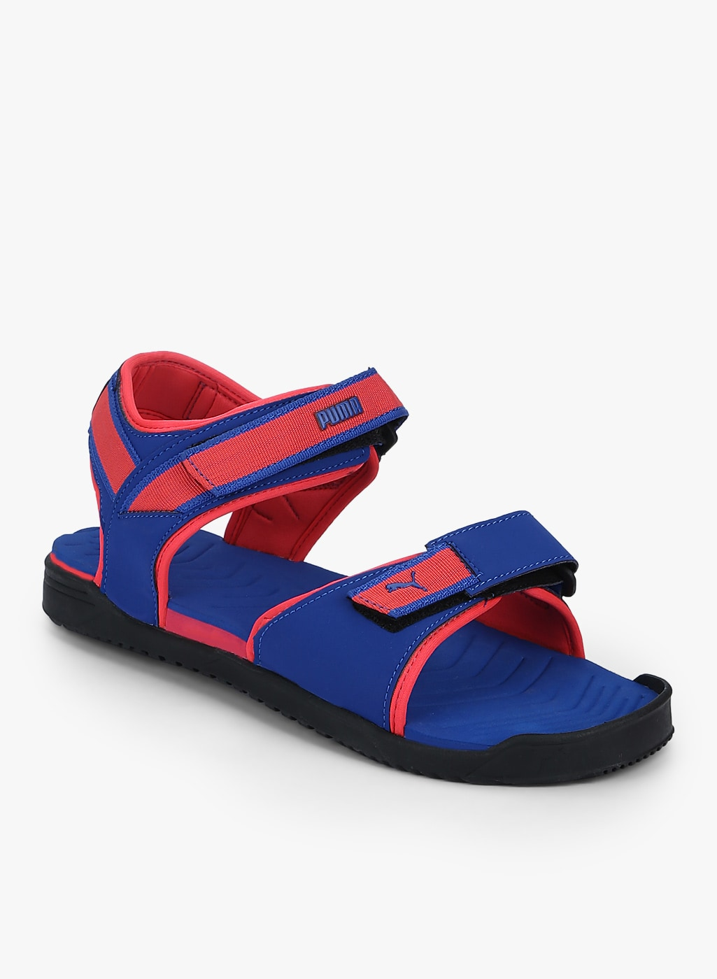 a8d9502ab0c173 Puma Jamey Ind. Blue Floaters for Men online in India at Best price ...