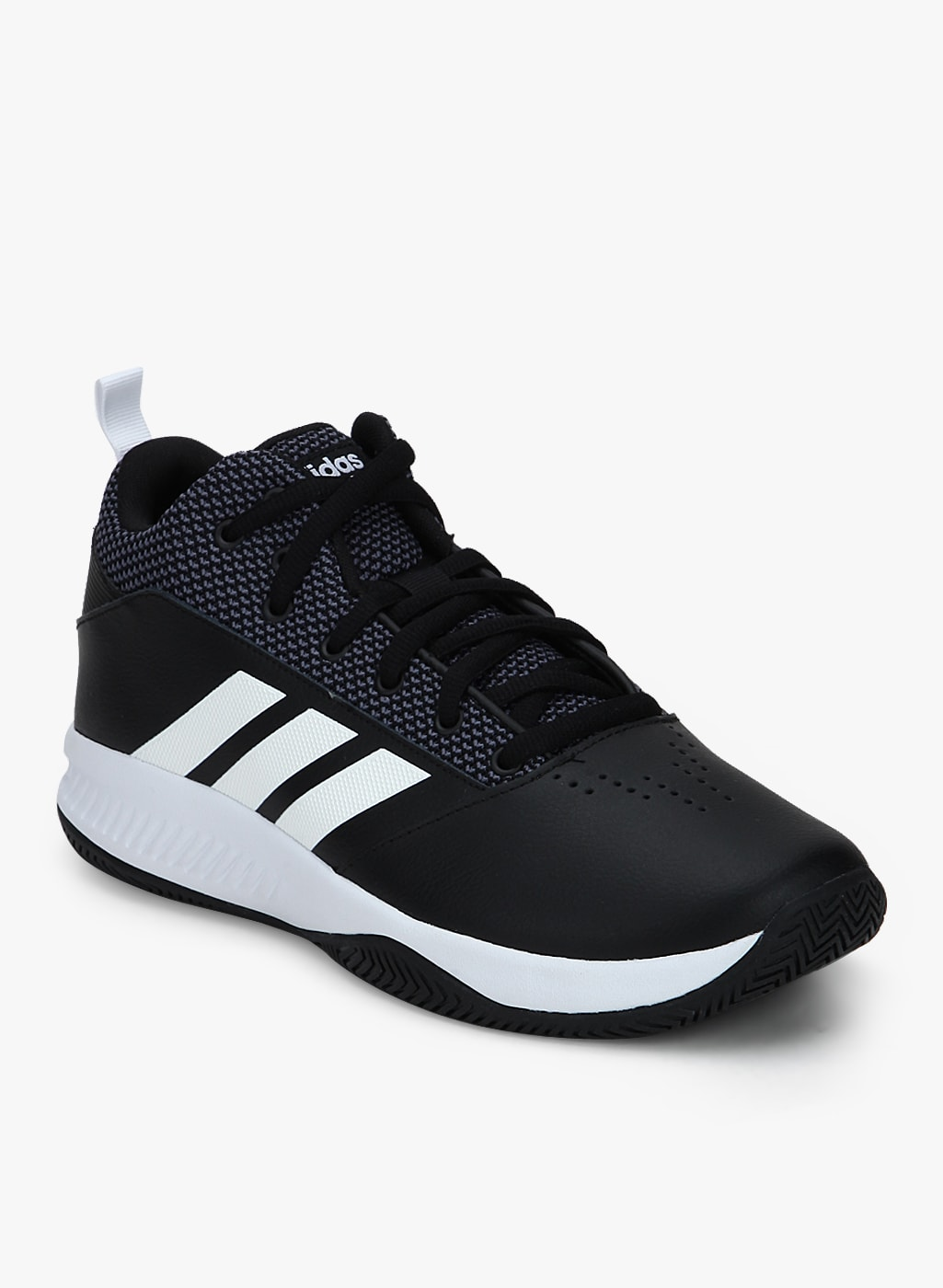 b176faef5fe54e Buy ADIDAS Men Black Speed END2END Basketball Shoes - Sports Shoes ...