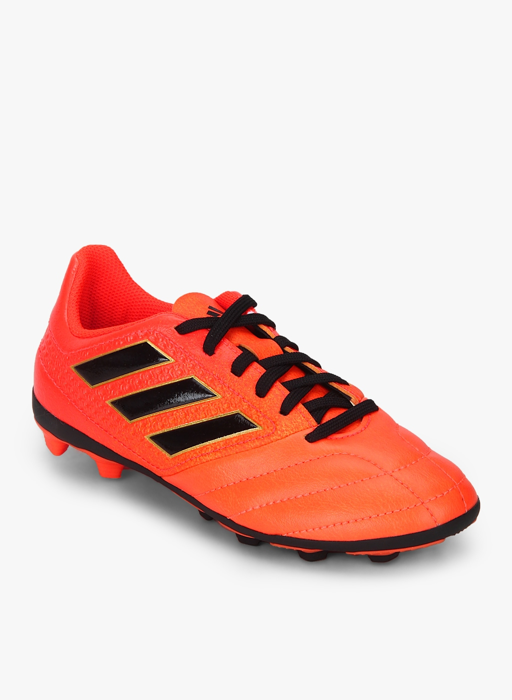 91582d448a7 Adidas Ace 15.4 In J Orange Football Shoes for Boys in India May ...