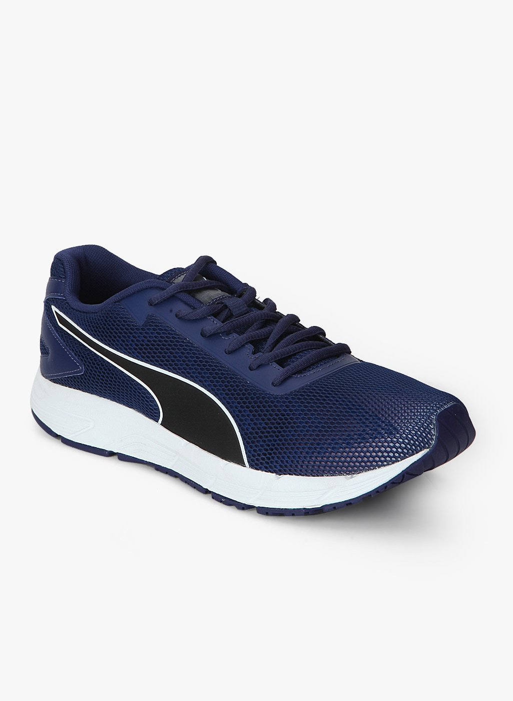 Puma Engine Idp Navy Blue Running Shoes