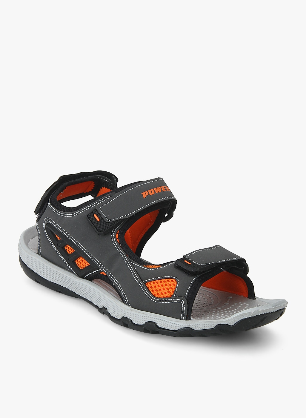 2081f297b065 Buy Nike Men Air Embark Grey Sandals - Sandals for Men 25491
