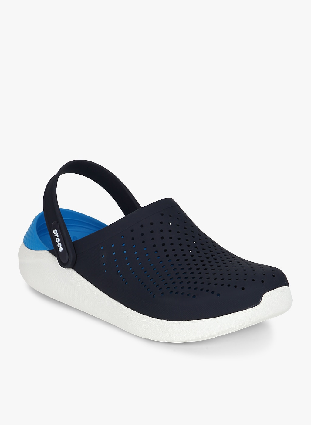 Crocs Literide W Navy Blue Sandals for women - Get stylish shoes for ... 24bdff433