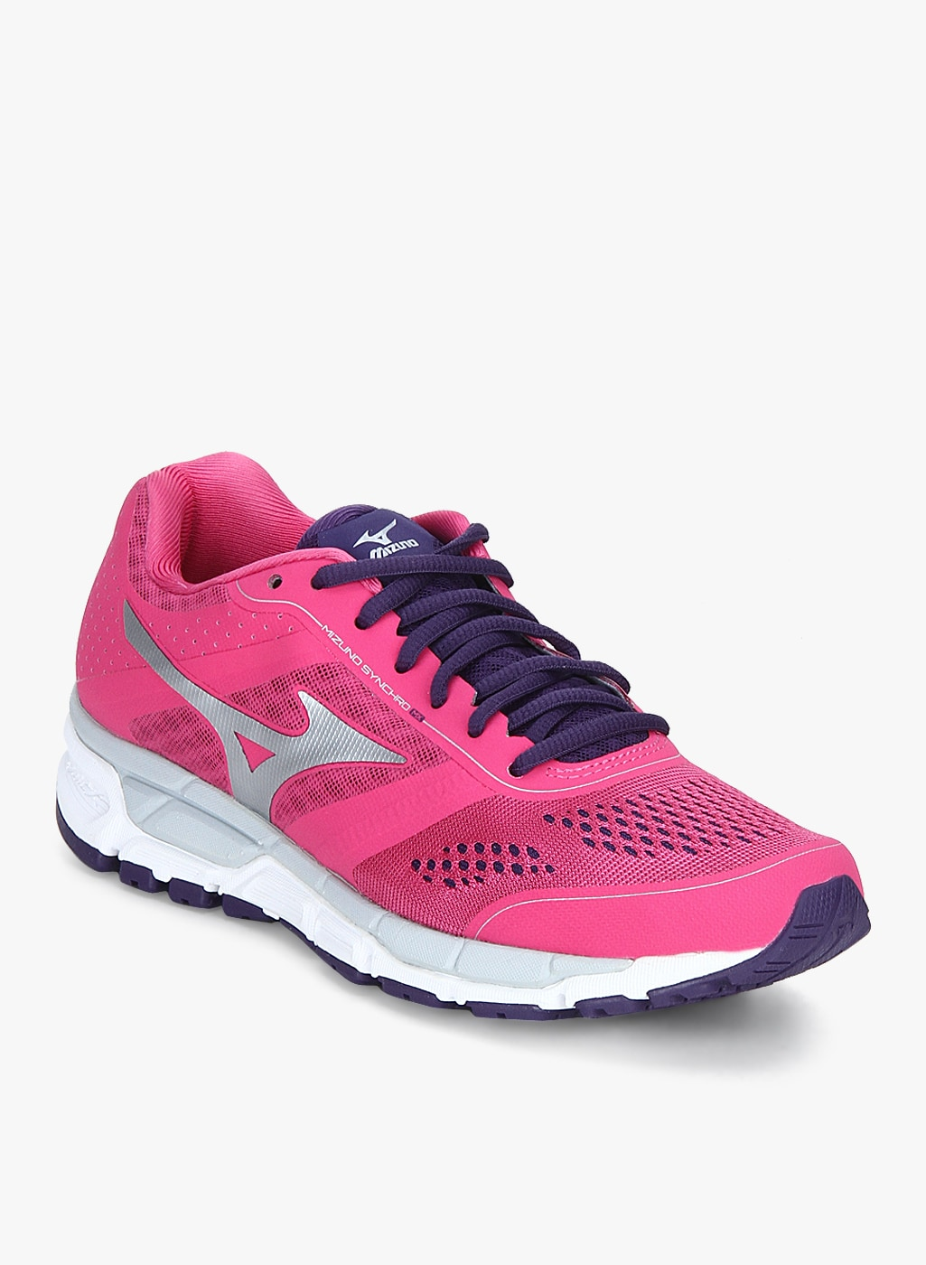 858ba93b377a Buy Wave Inspire 12 Pink Running Shoes - Sports Shoes for Women ...
