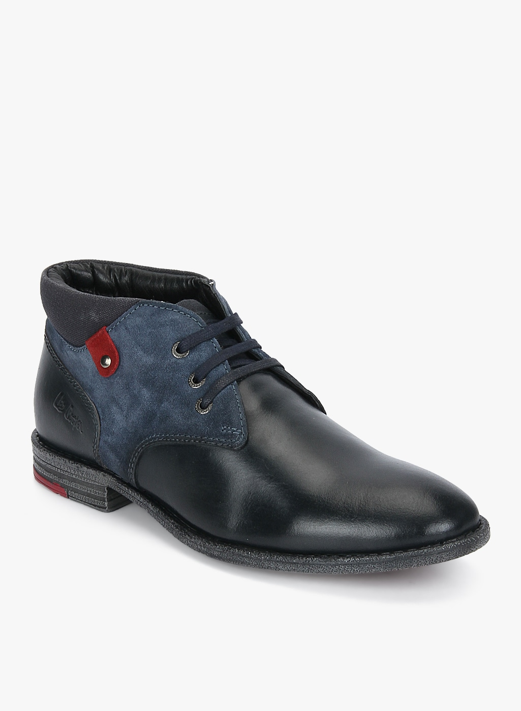 43eb484e Lee Cooper Black Boots for Men online in India at Best price on 22nd ...