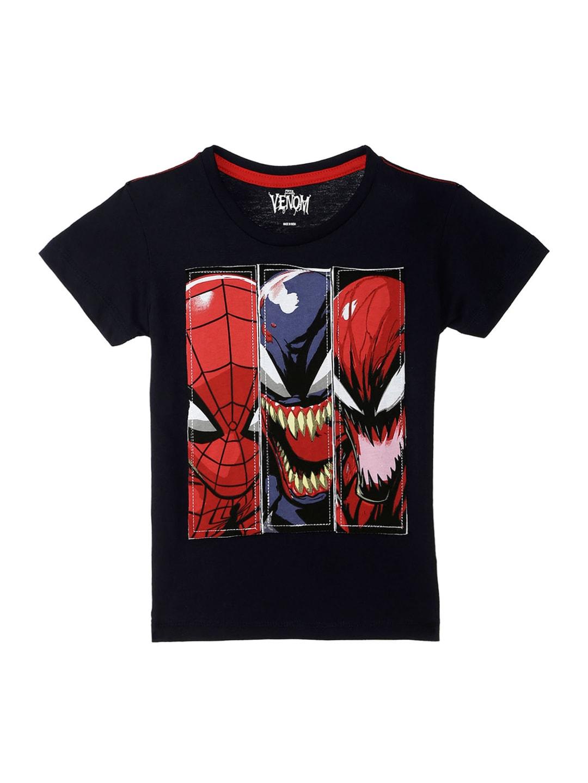 e9655d20 Buy Puma Boys Green & Black Printed Gym Graphic AOP Tee B T Shirt ...