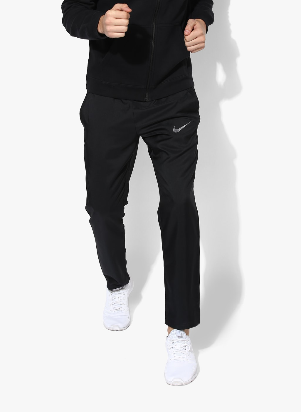 16a6ce08f Nike As M Nk Dry Team Woven Black Track Pants for men price - Best ...