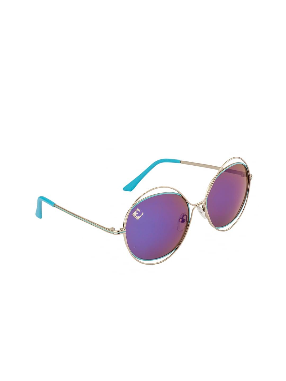 Buy Get Glamr Women Oversized Sunglasses SG LT MT 293 12