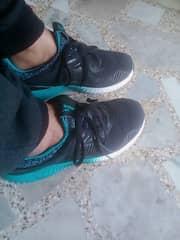Buy Campus Men Rio Black Running Shoes
