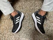 Buy ADIDAS Men Black ERDIGA 4.0 Running
