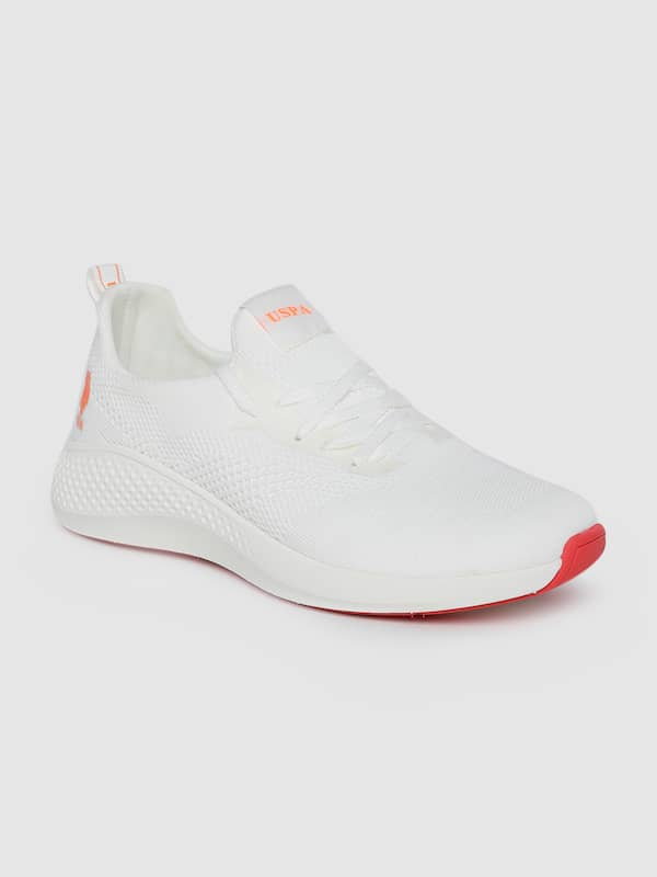 White Sports Shoes - Buy White Sports