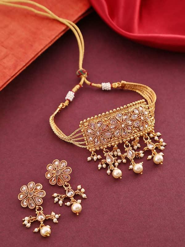 Artificial Jewellery Set Buy Artificial Jewellery Set Online In India