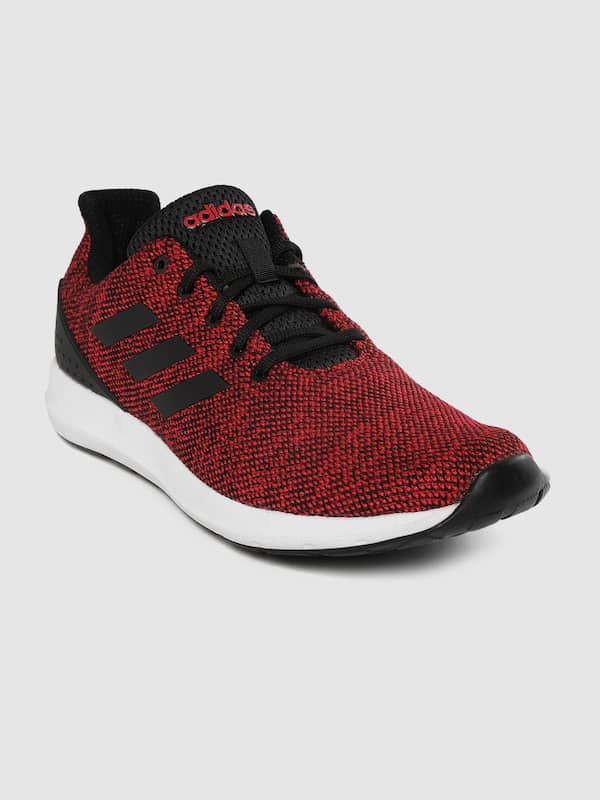 Appartamento Salute Per nome  Adidas Red Shoes - Buy Adidas Red Shoes online in India