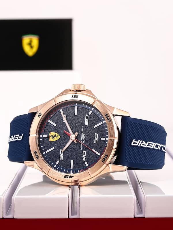 Scuderia Ferrari Watches Buy Scuderia Ferrari Watches Online Myntra