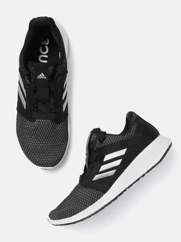 adidas black shoes women