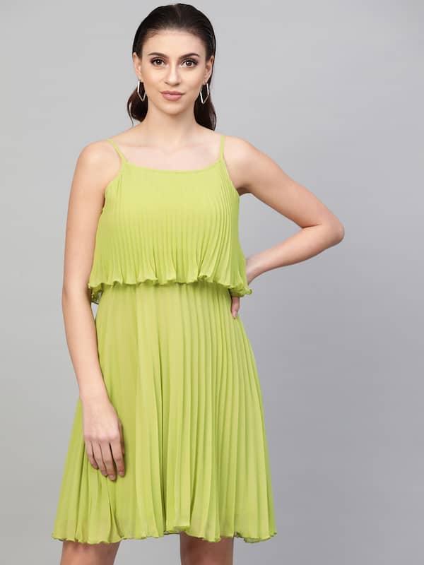 Dresses Shop For Women Girls Dresses À¤¡ À¤° À¤¸ At Low Price Online Myntra
