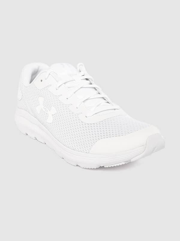 under armour white shoes men