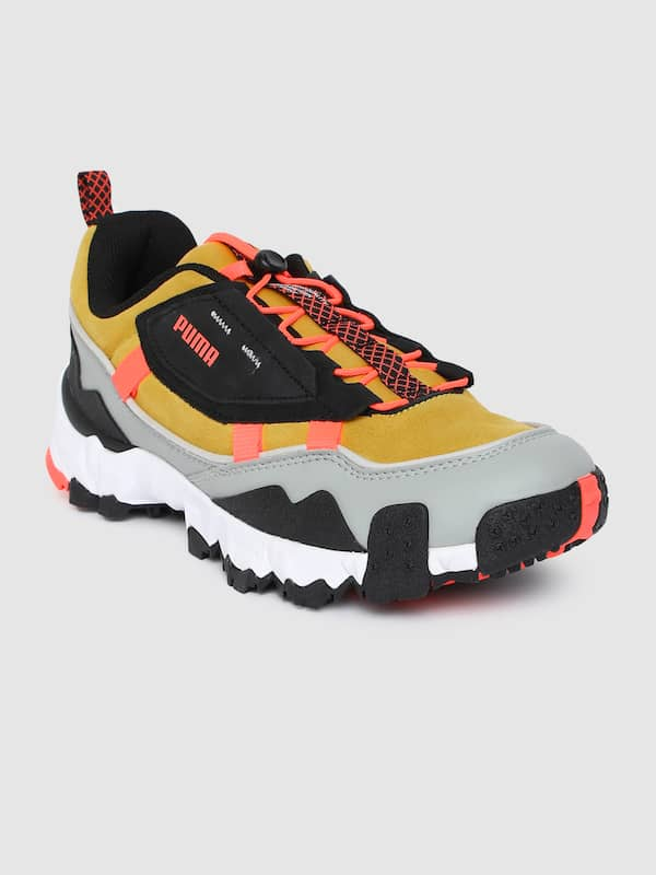 Buy Puma One8 Gold Shoes online in India