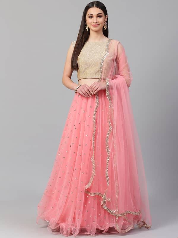 Lehengas Buy Lehenga For Women Girls Online In India Myntra