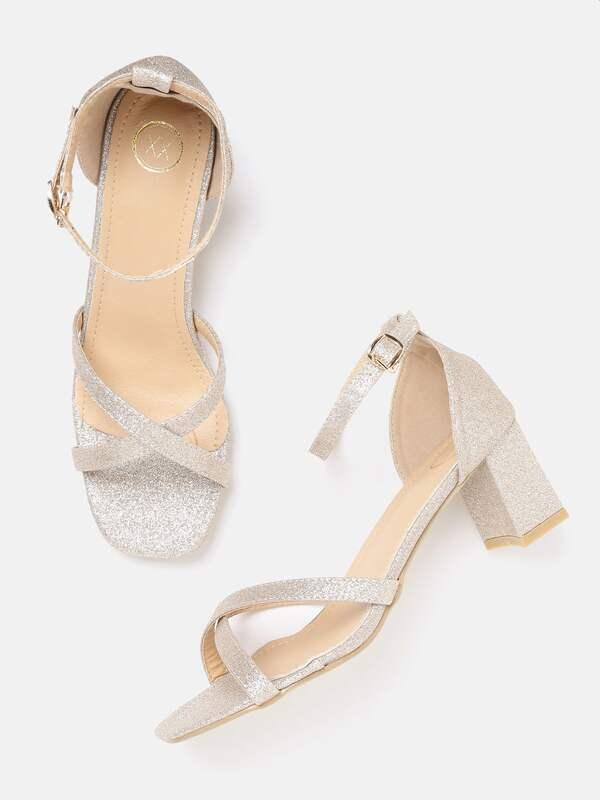 Buy Shimmer Heels online in India