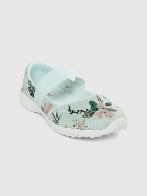 Women Floral Casual Shoes - Buy Women