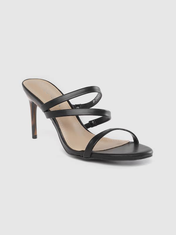 Buy Black Stilettos online in India