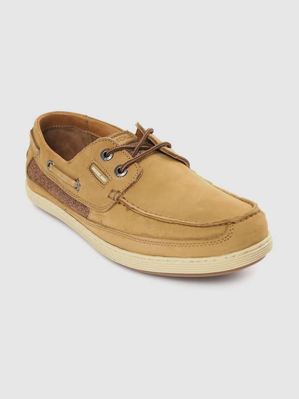 Buy Boat Shoes In Woodland online in India
