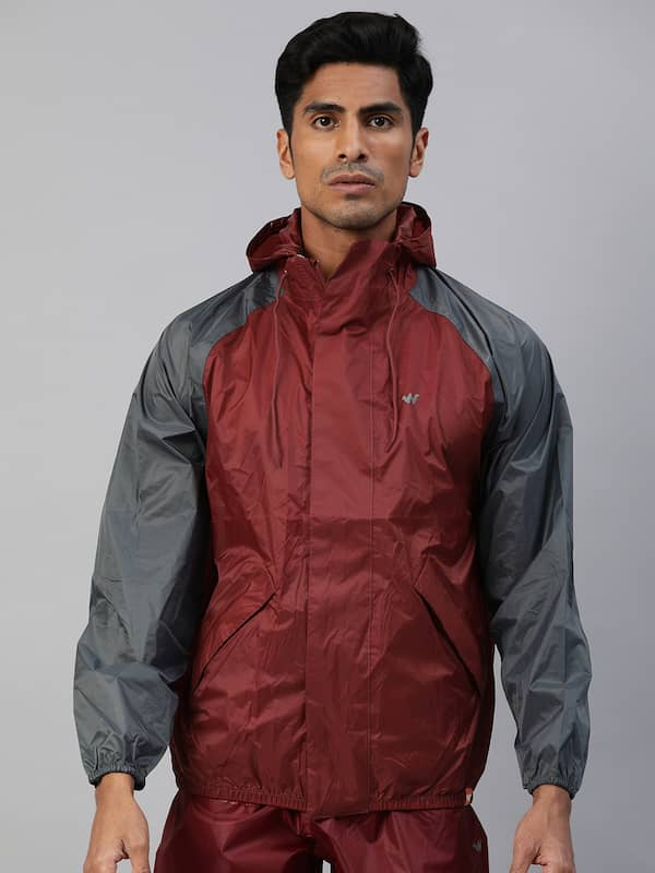 Men's Rain Jackets - Buy Rain Jackets for Men Online in India