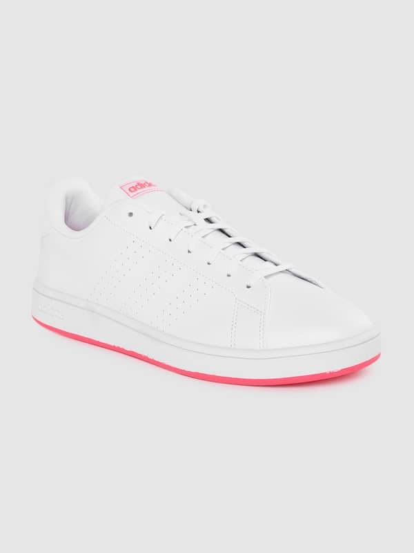 Adidas White Casual Shoes - Buy Adidas White Casual Shoes online ...