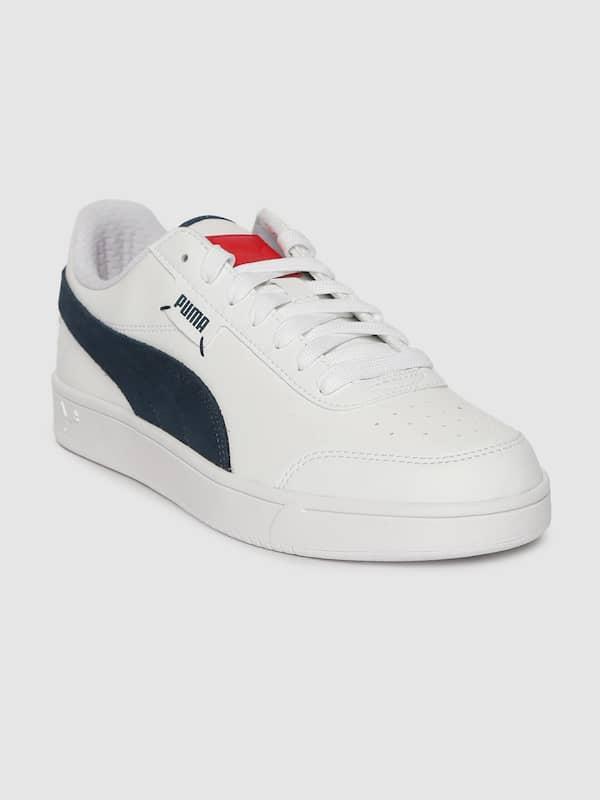 Buy Puma White Sneaker online in India