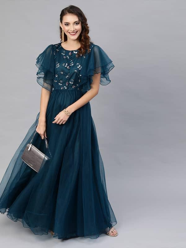 Women Party Wear Dresses Buy Partywear Dresses For Women Myntra
