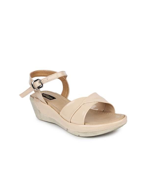 918815536 Wedge Heels   Buy Wedge Heels Online in India at Best Price