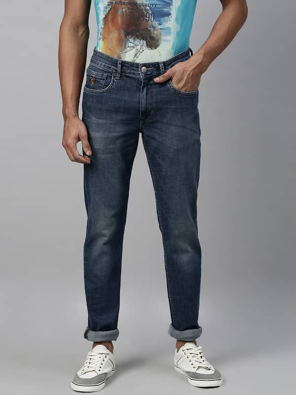 Men S Us Polo Assn Jeans Buy Us Polo Assn Jeans For Men Online In India