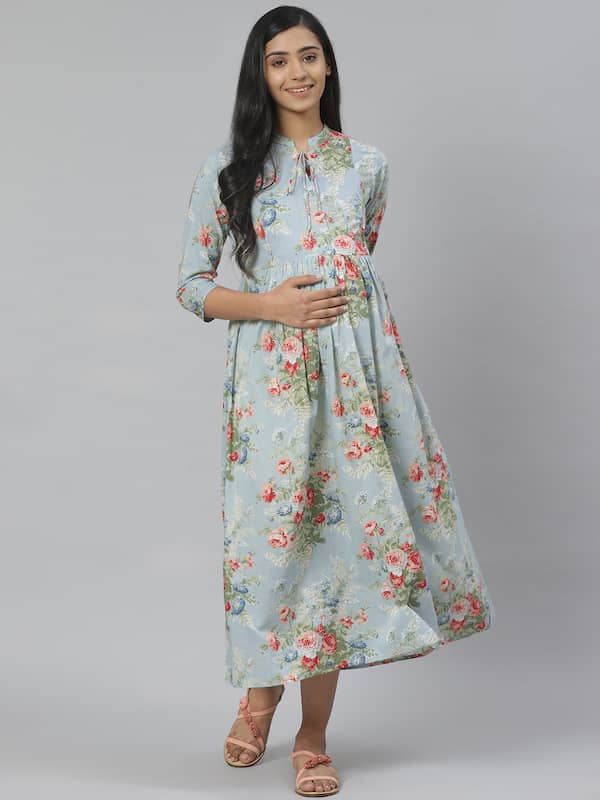Maternity Dresses Buy Pregnancy Dress Online In India Myntra