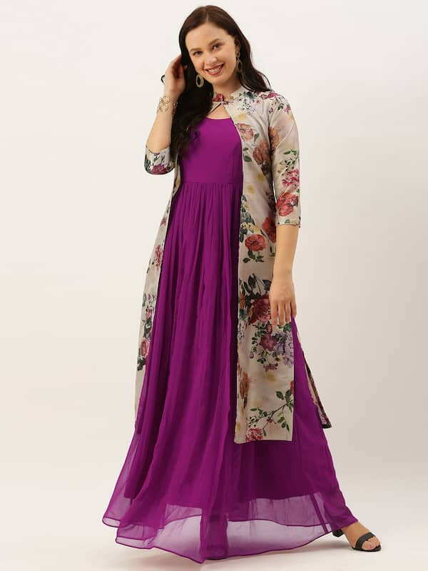 Women Long Dress Dresses Jackets Buy Women Long Dress Dresses Jackets Online In India