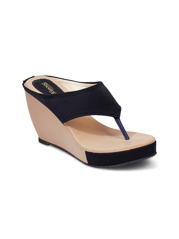 2f8e4f81fbb Shoetopia. Women Solid Wedges