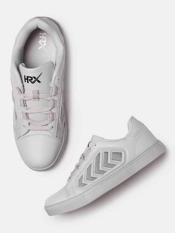 Hrx By Hrithik Roshan Grey Casual Shoes
