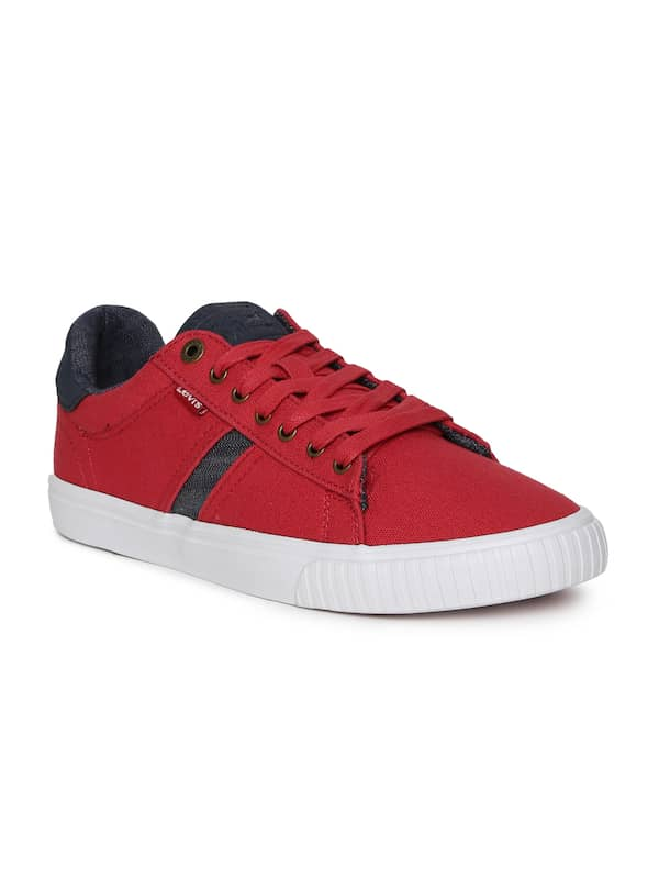 Buy Playboy Red Shoes online in India