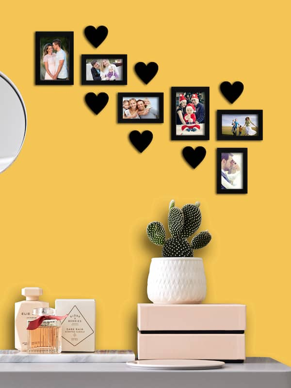 Photo Frames Buy Latest Colourful Photo Frames Online At Best Price Myntra