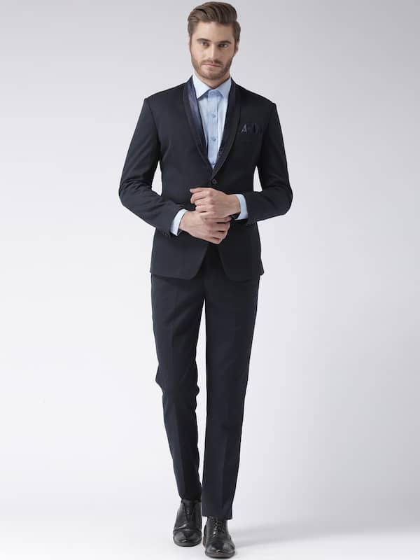 Suits For Men Buy Men Suit Blazer Online Myntra