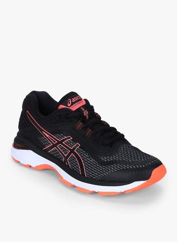 asics running shoes myntra